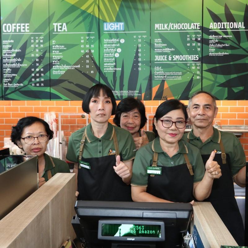 cafe amazon thailand