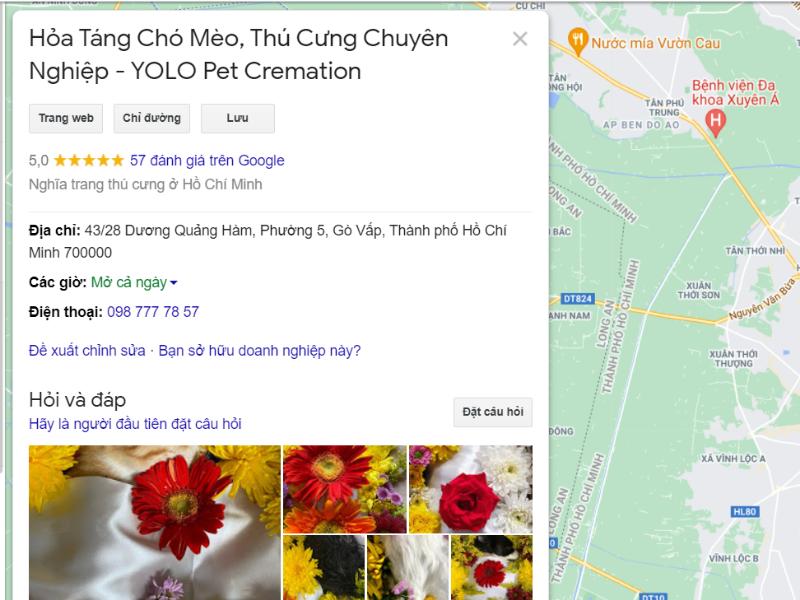 dnah gia ve yolo pet cremation tren google maps