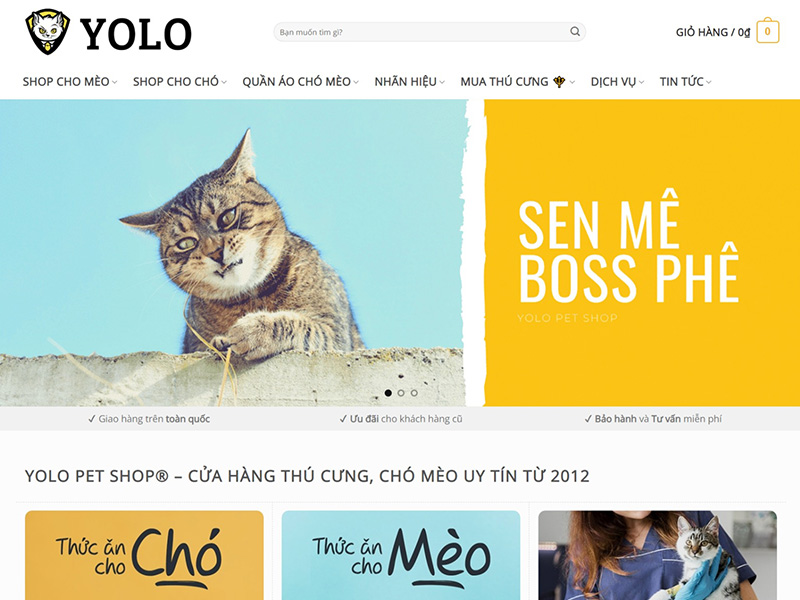yolo pet shop
