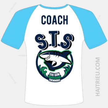 STS coach sai gon tiger shark swimming