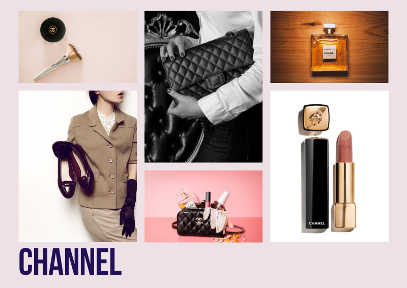 Global brand channel