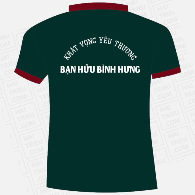 ao bhdx ban huu binh hung khat vong yeu thuong
