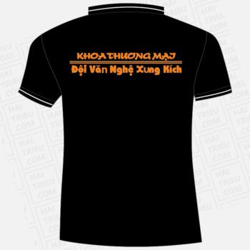 ao doi van nghe xung kich khoa thuong mai UFM truong dai hoc tai chinh marketing