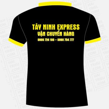 dong phuc van chuyen hang tay ninh express