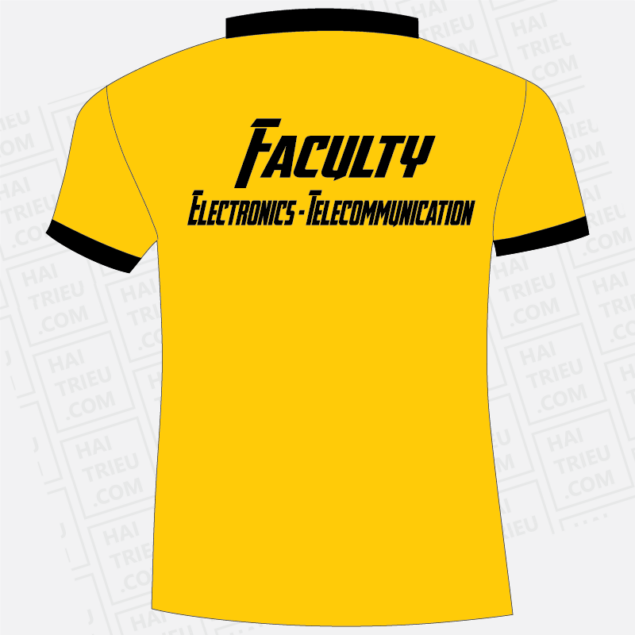 faculty electronics telecommunications hcm university of science