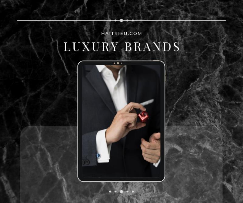 luxury brand la gi