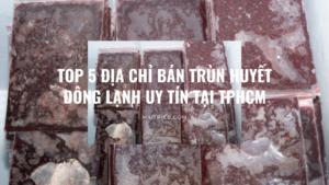 top 5 dia chi ban trun huyet dong lanh tai tp hcm