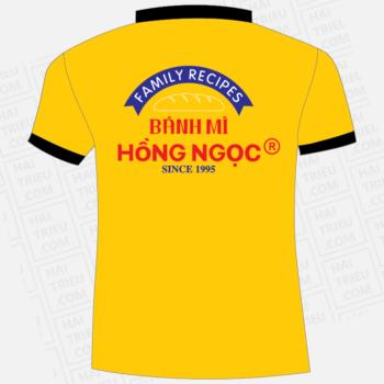 ao karery hong ngoc since 1995