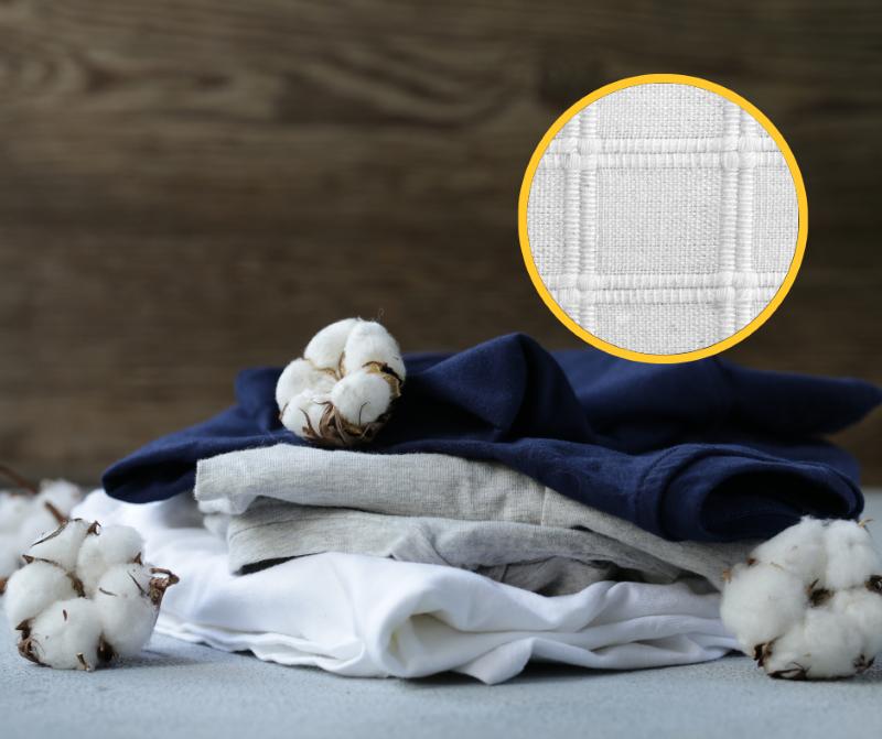vai Organic Cotton cotton nang cap