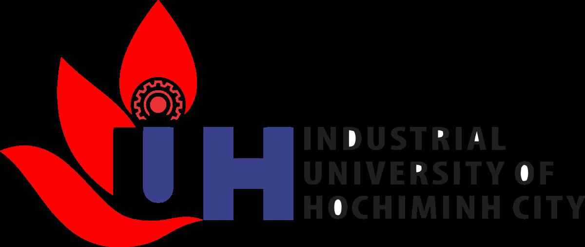 Logo DH Cong nghiep Thanh pho Ho Chi Minh IUH