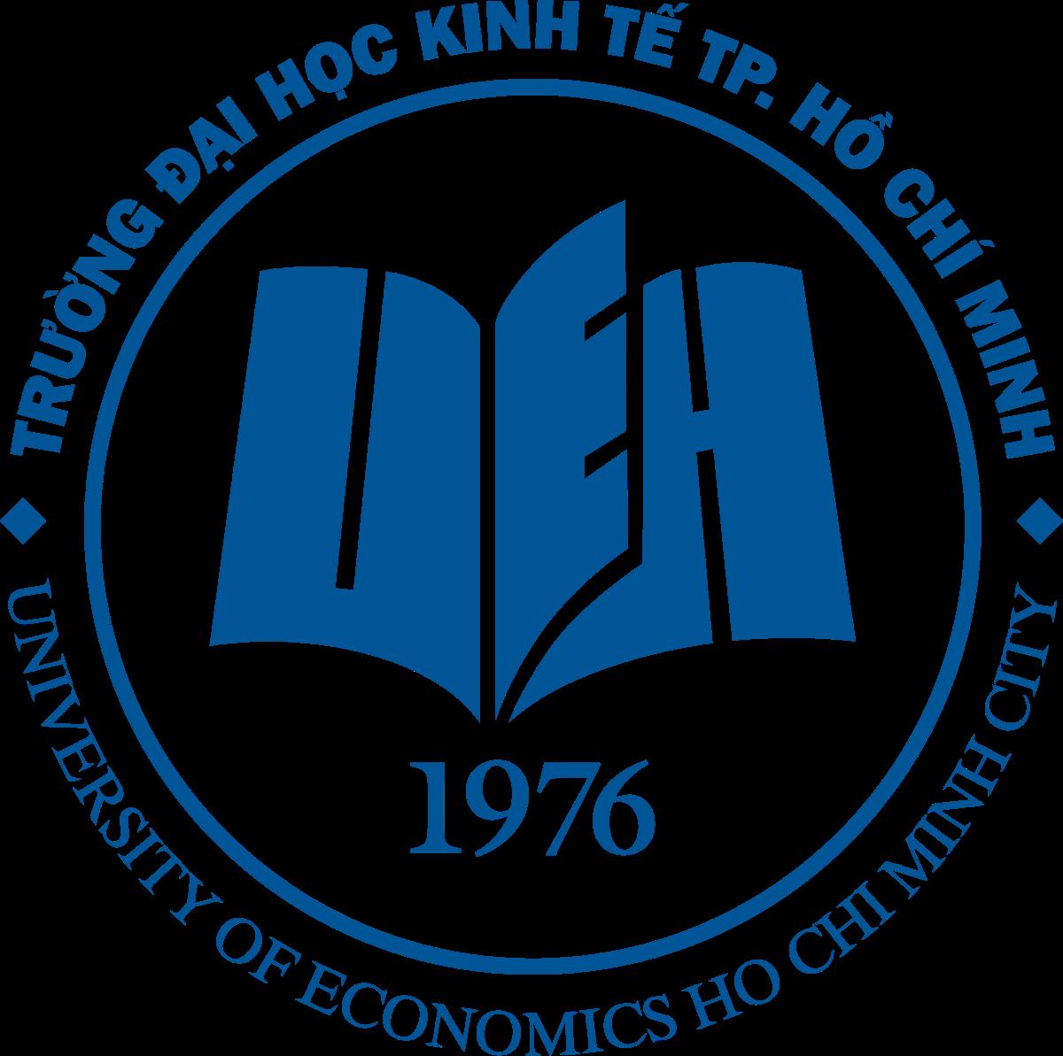 Logo DH Kinh Te TpHCM UEH