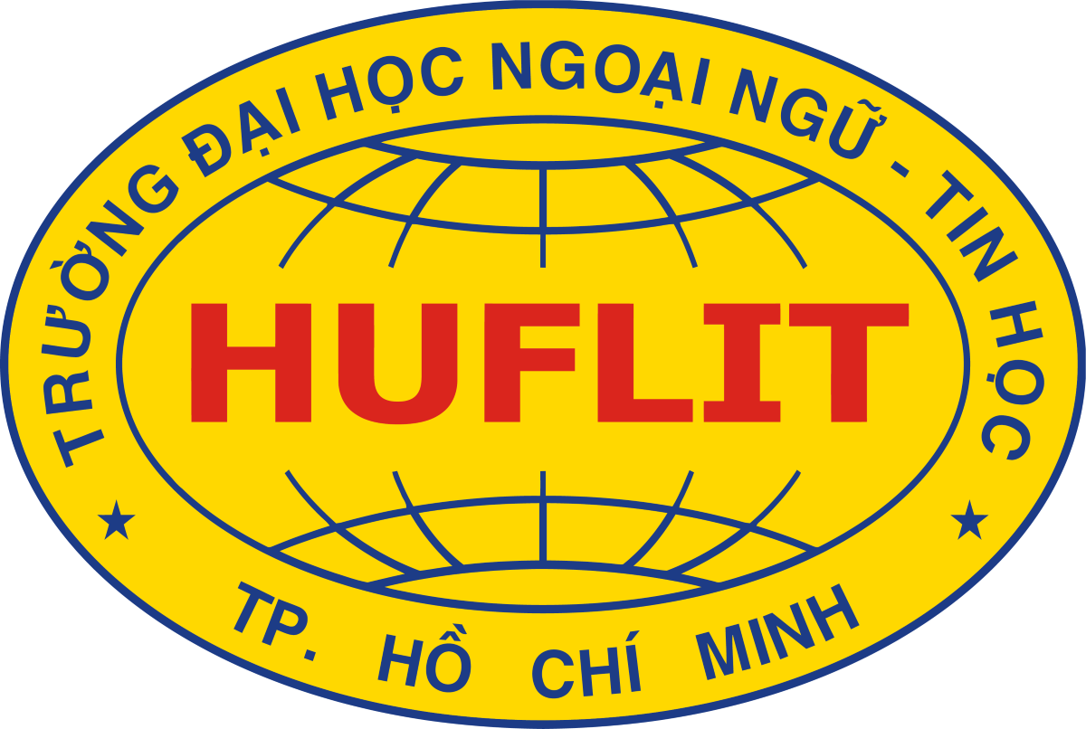 Logo DH Ngoai Ngu Tin Hoc HUFLIT