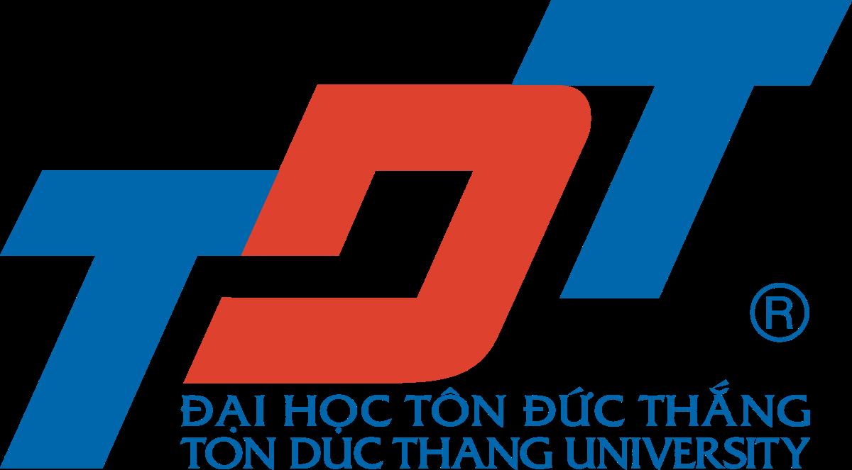 Logo DH Ton Duc Thang TDT