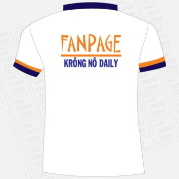 ao thun krong no daily chia se & ket noi