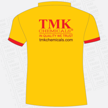 ao thun nhan vien tmk chemicals in quality we trust