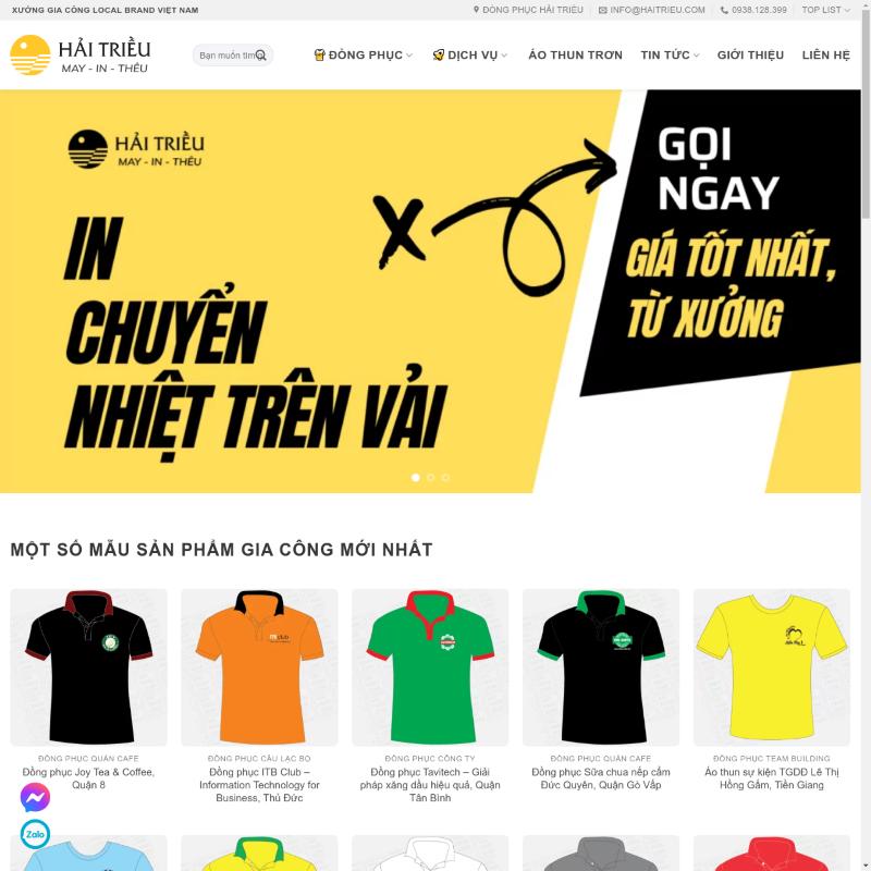chi phi xay dung website khi kinh doanh online tai viet nam