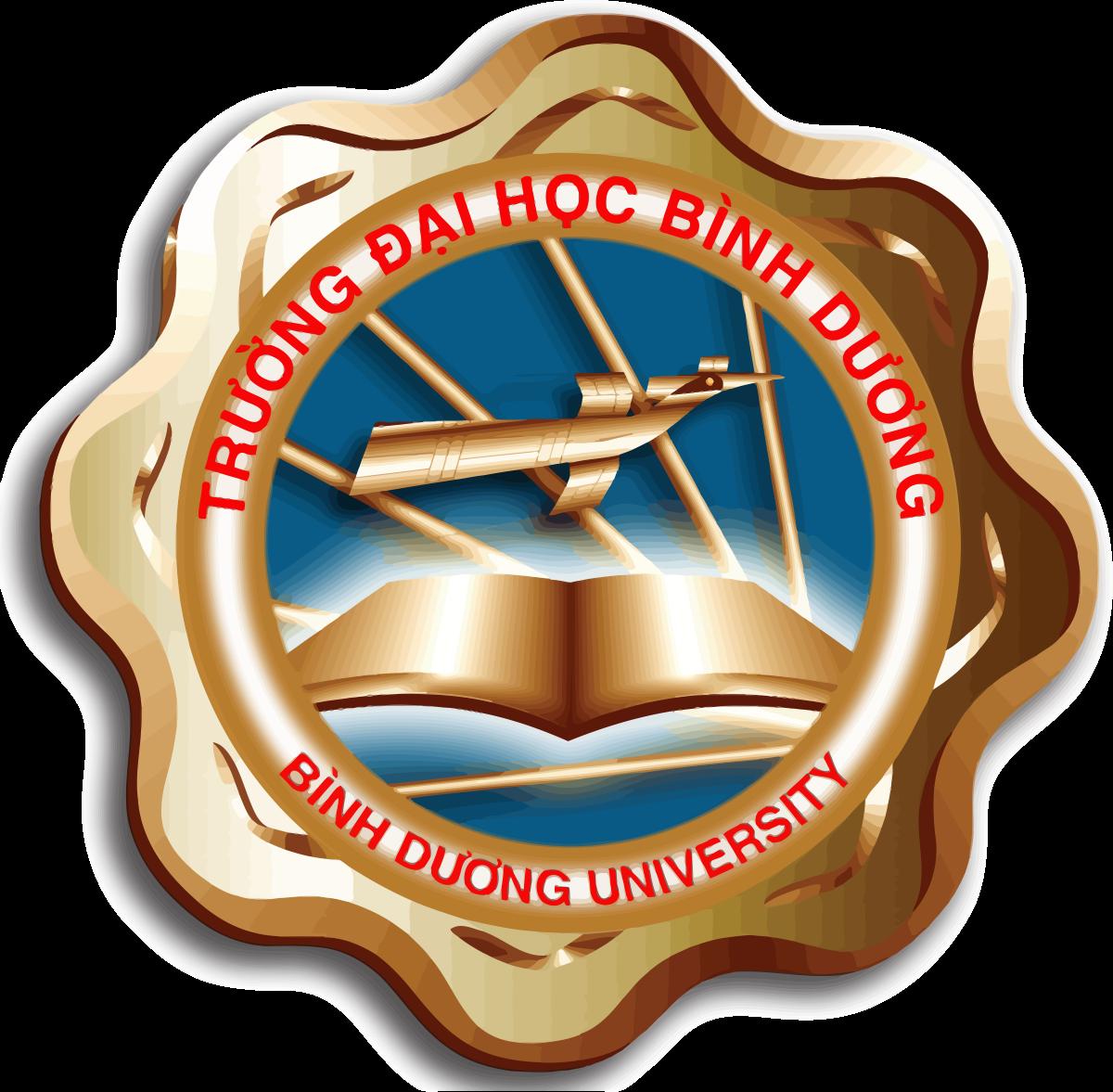 Logo DH Binh Duong BDU