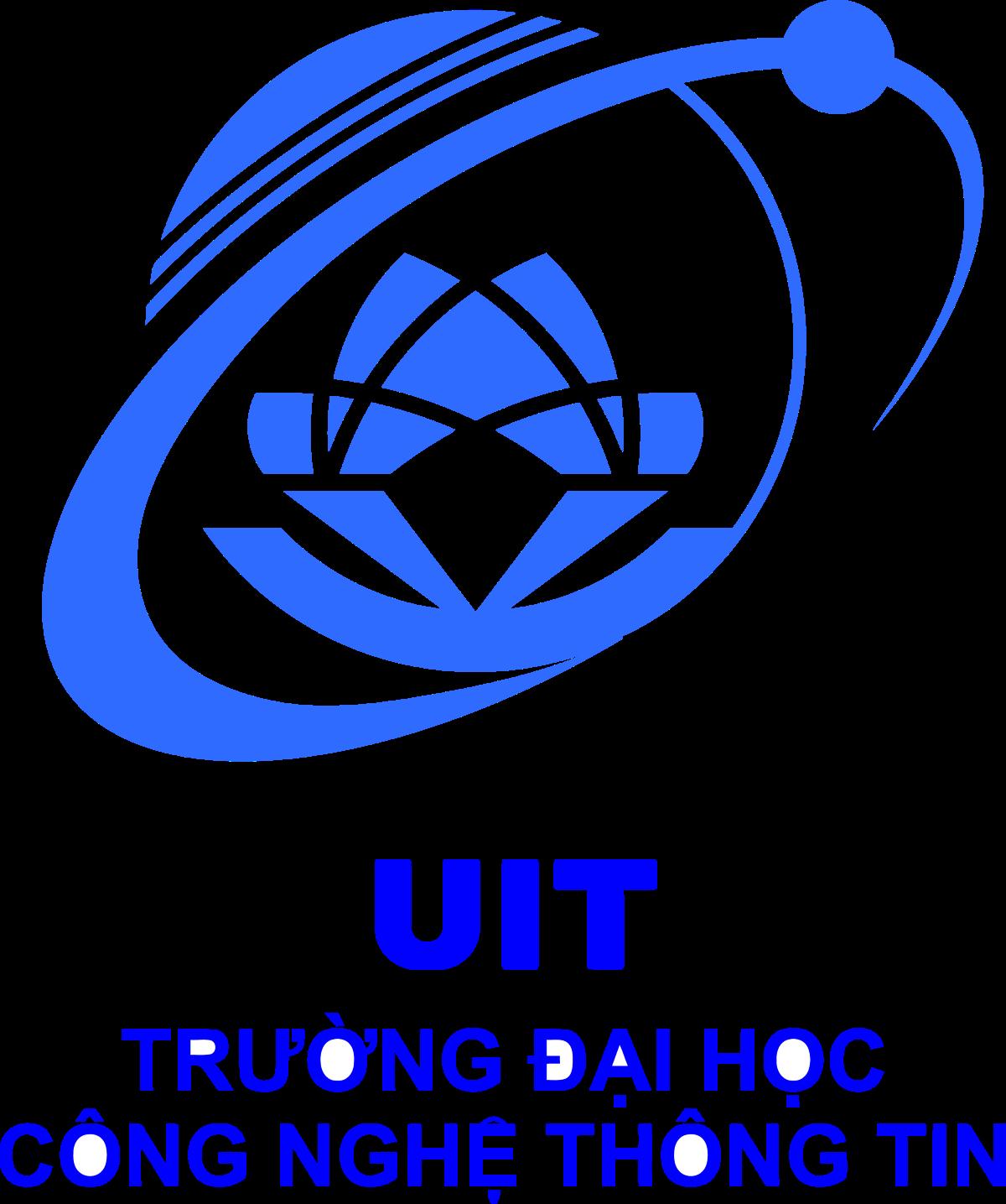 Logo DH Cong Nghe Thong Tin UIT V