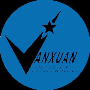 Logo DH Cong Nghe Van Xuan VXUT