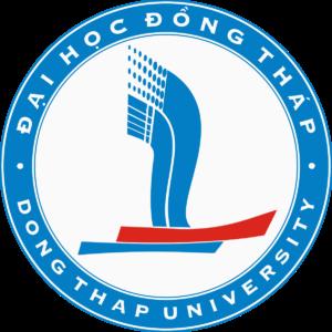 Logo DH Dong Thap DThU