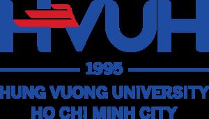 Logo DH Hung Vuong Thanh pho Ho Chi Minh HVUH V