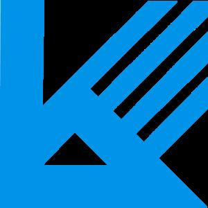 Logo DH Kien Truc TPHCM UAH Blue