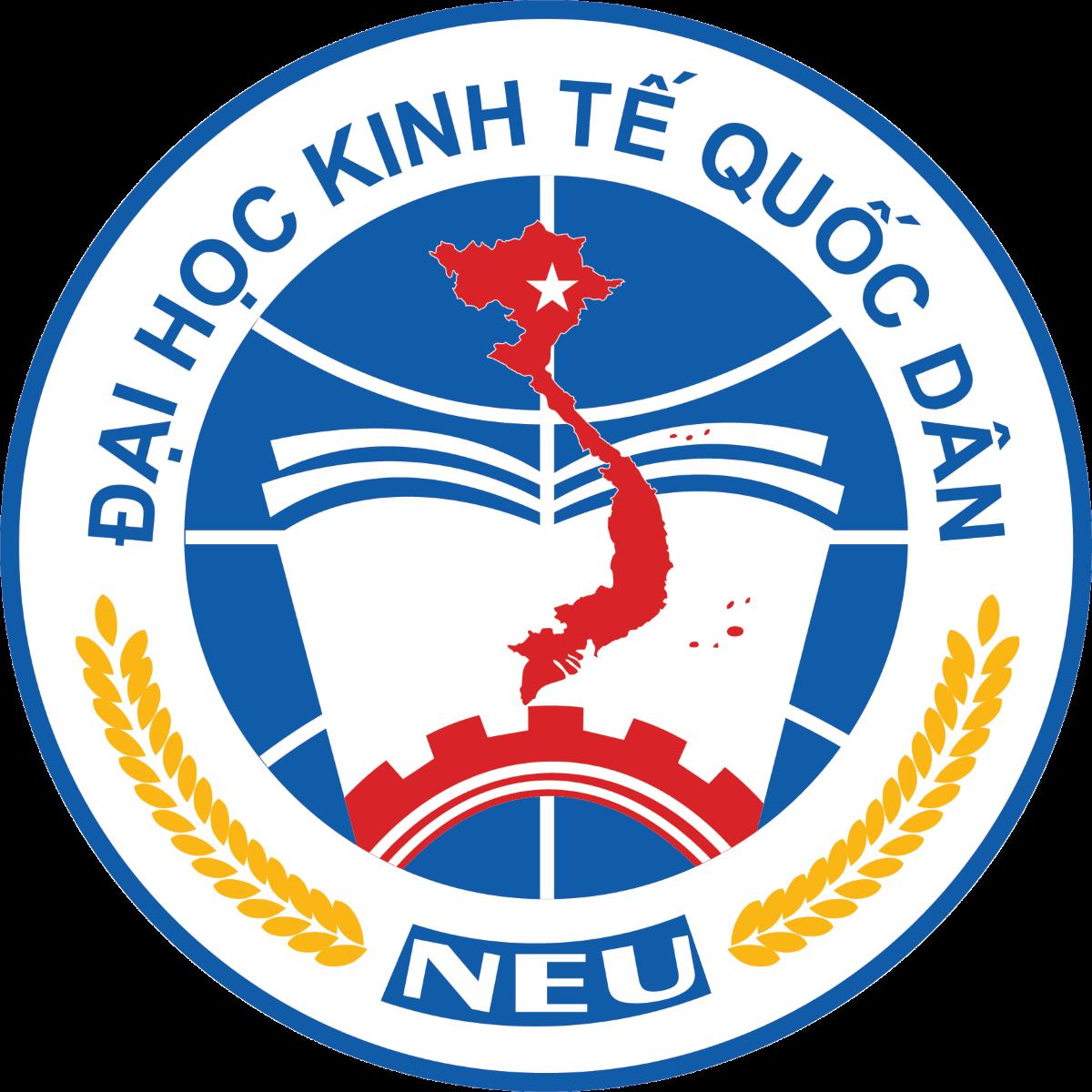 Logo DH Kinh Te Quoc Dan NEU