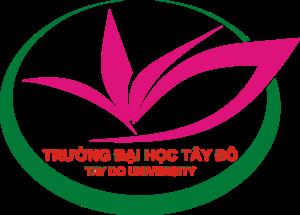 Logo DH Tay Do TDU
