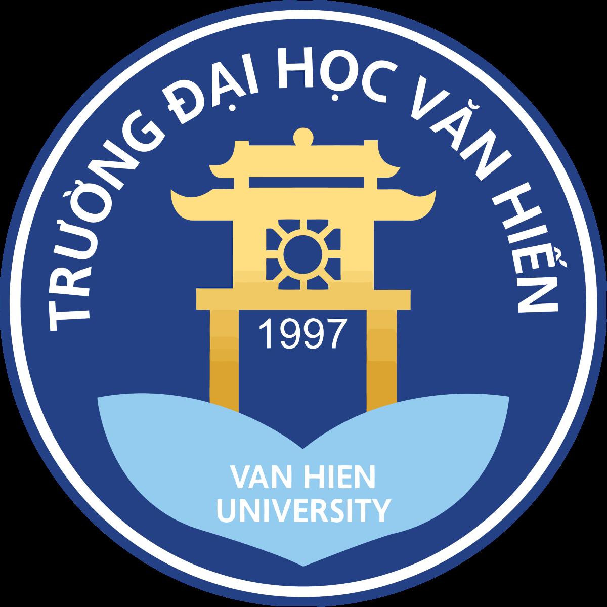 Logo DH Van Hien VHU