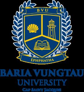 Logo Truong Dai hoc Ba Ria Vung Tau BVU