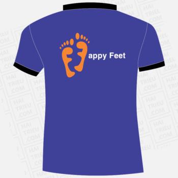 ao thun happy feet