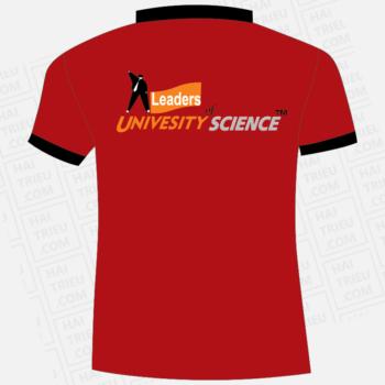 ao thun leaders university of science