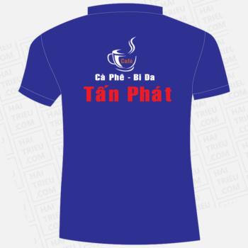 ao thun nhan vien ca phe bi da tan phat