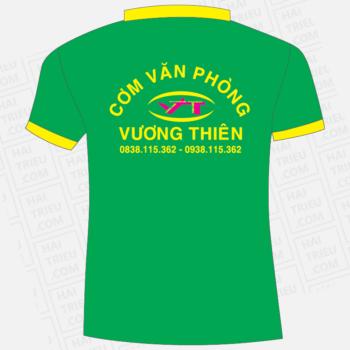 ao thun nhan vien com van phong vuong thien