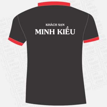 ao thun nhan vien khach san minh kieu
