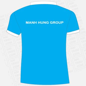 ao thun nhan vien manh hung group