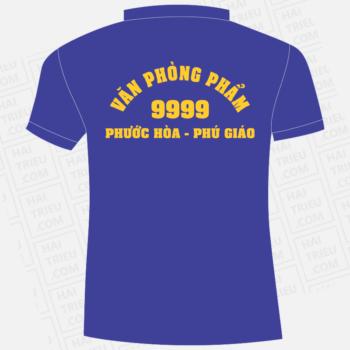 ao thun nhan vien van phong pham 9999