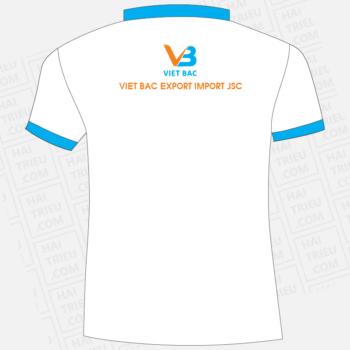ao thun nhan vien viet bac export import jsc