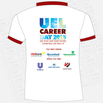 ao thun uel career day 2015