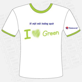 dong phuc go green vietravel