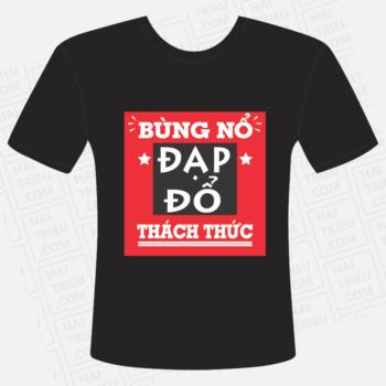 dong phuc lop bung no dap do thach thuc
