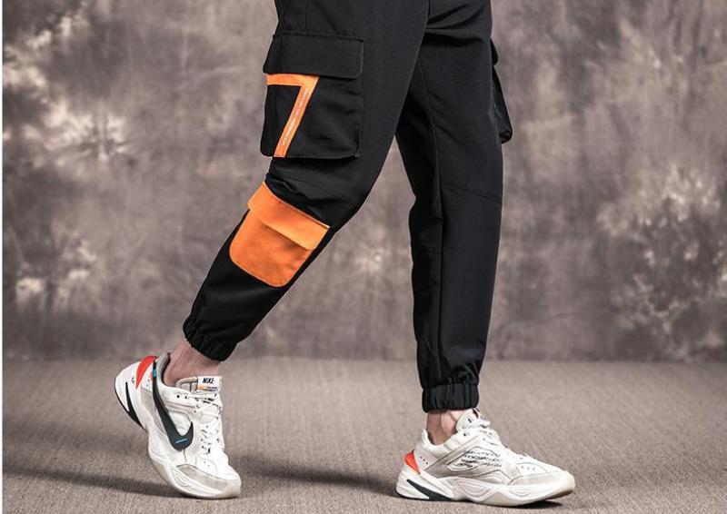 giay sneaker sporty chic